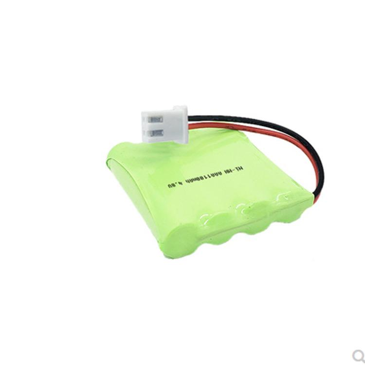 镍氢7号AAA玩具遥控汽车无线话机消防充电电池组2.4v3.6v4.8v7.2v