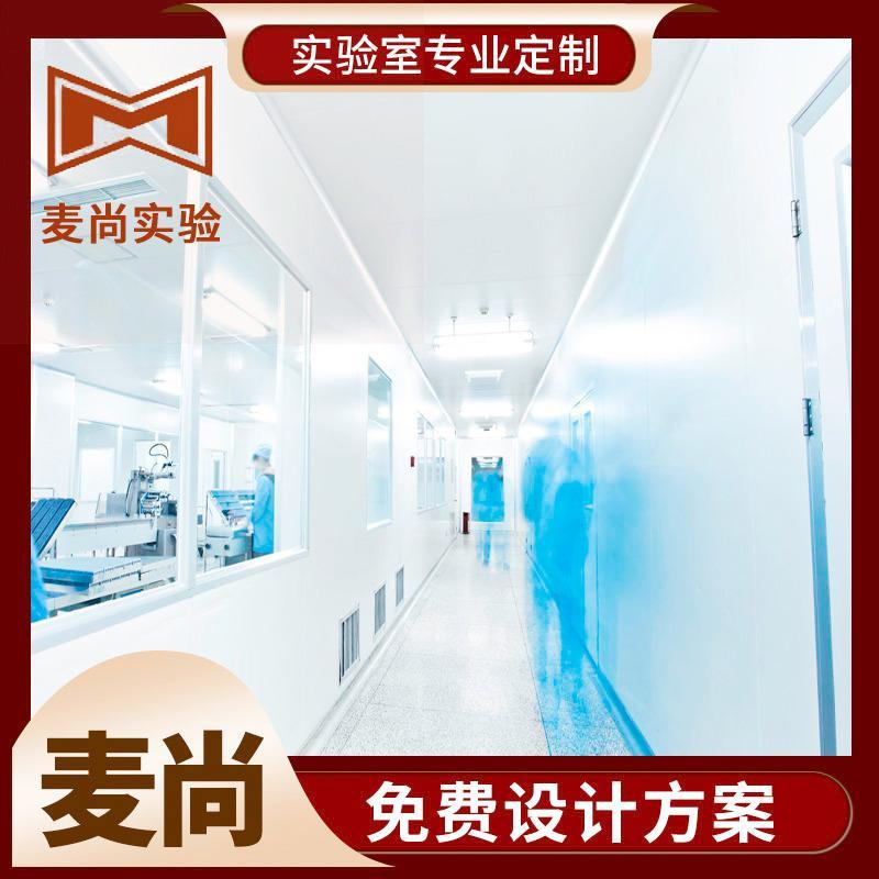 实验室设计 实验室设计公司 南京实验室设计 麦尚实验 厂家定制