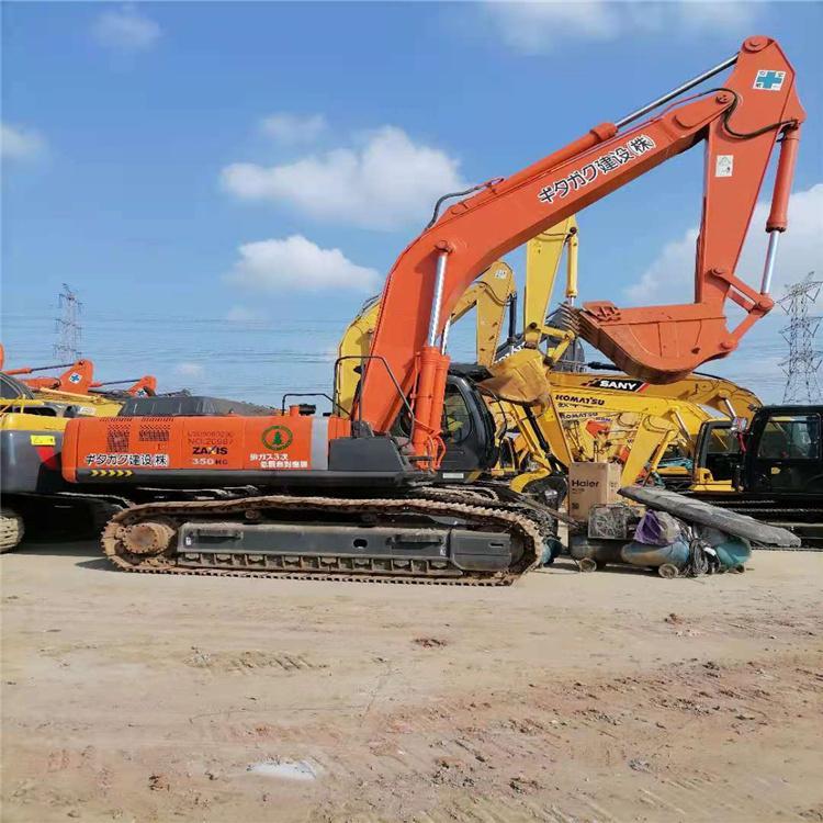 日立二手350型挖机 日立200型挖机价格