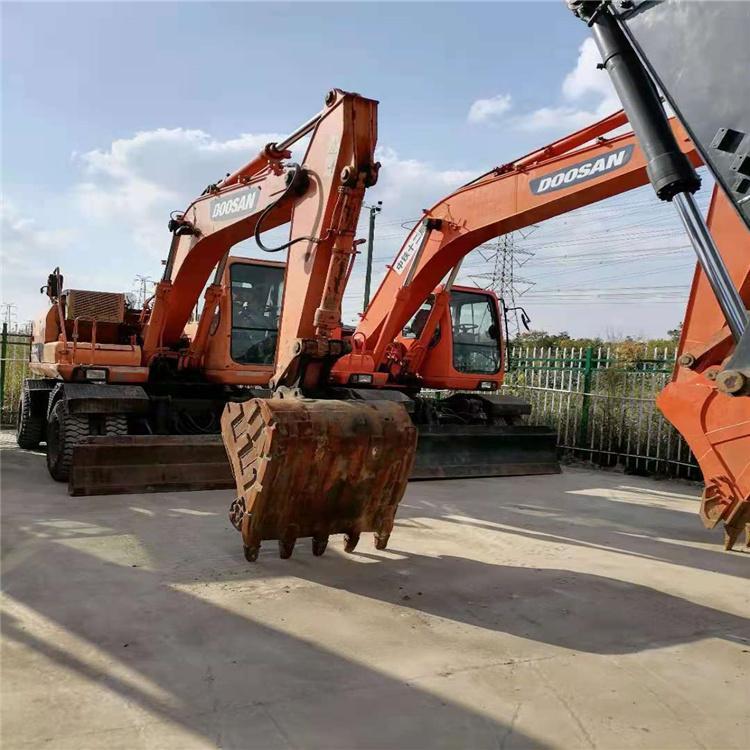 河南日立二手350型挖机 200型挖机