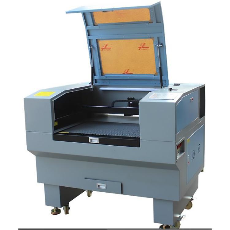 半自动光纤激光切割机金属激光切割机 有机玻璃皮革切割机 合申