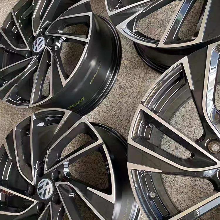 大众阿尔法18寸原厂锻造 轮毂
