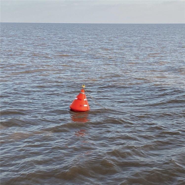 华享航道围栏警示浮标 海事施工拦截浮漂