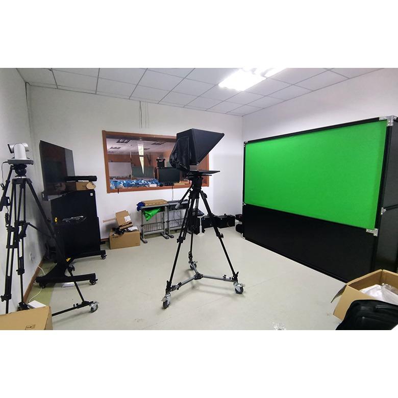 校园电视台设备 - 虚拟演播室设计 - 伟视科技