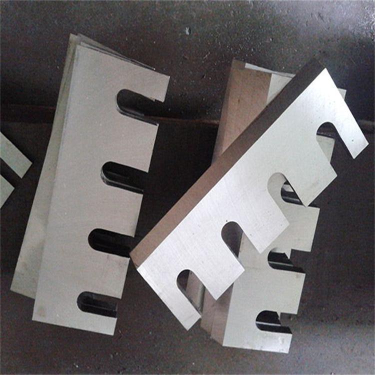 宏特 全自动鼓式削片机刀片 盘式削片机刀定制 品种齐全 快速发货