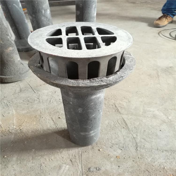 亿梓源 泄水管铸铁排水管 公路圆形泄水管 异形铸铁泄水管
