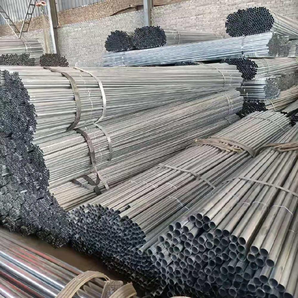坤龙KL 金属穿线管 镀锌金属穿线管 jdg镀锌穿线管 河北金属穿线管
