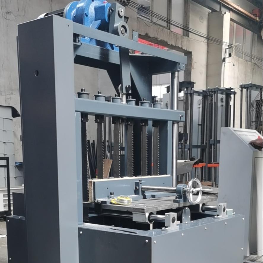 星建混凝土切割机厂家 蒸压加气砌块切割机 混凝土砌块切割机 ZHQG-1型