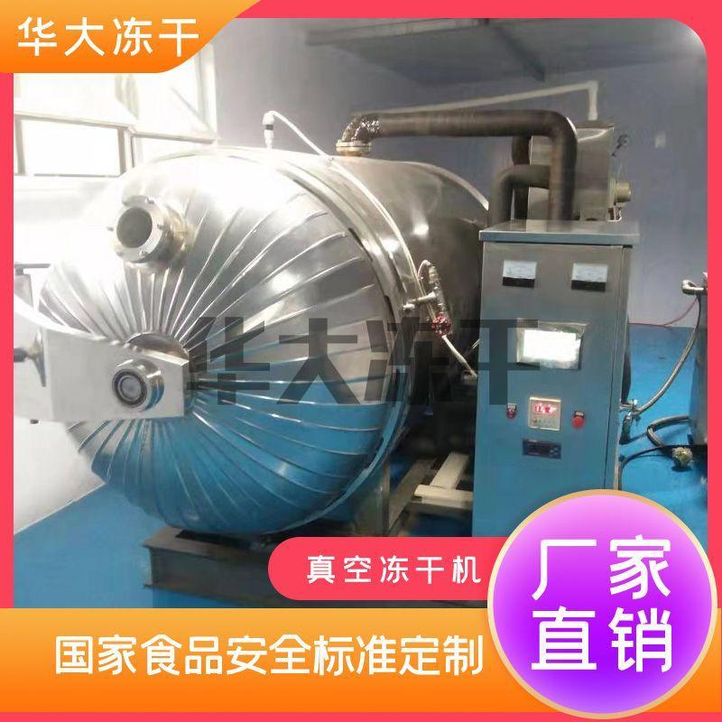 FD-20平米杏干真空冷冻干燥设备 诸城华大冻干机厂家