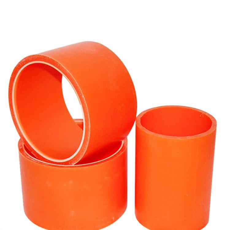 MPP电力管 MPP顶管拖拉管 高压mpp电力管 110管径mpp电力管 冕塑塑胶