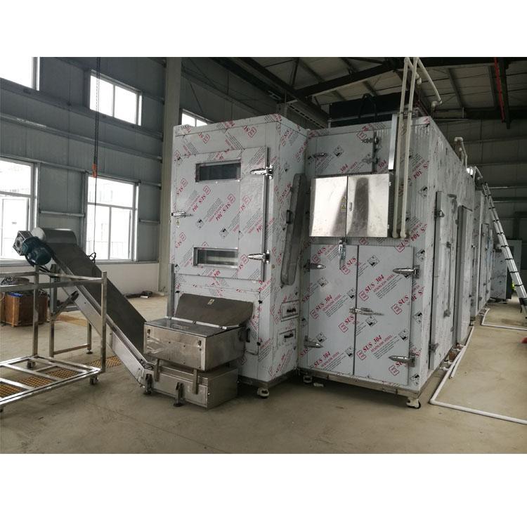 韬创热泵污泥干燥机