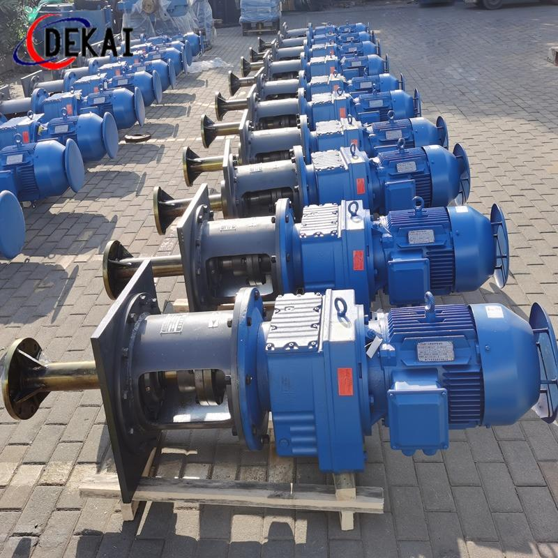德凱水處理攪拌器CBY節能省電攪拌設備非標定制