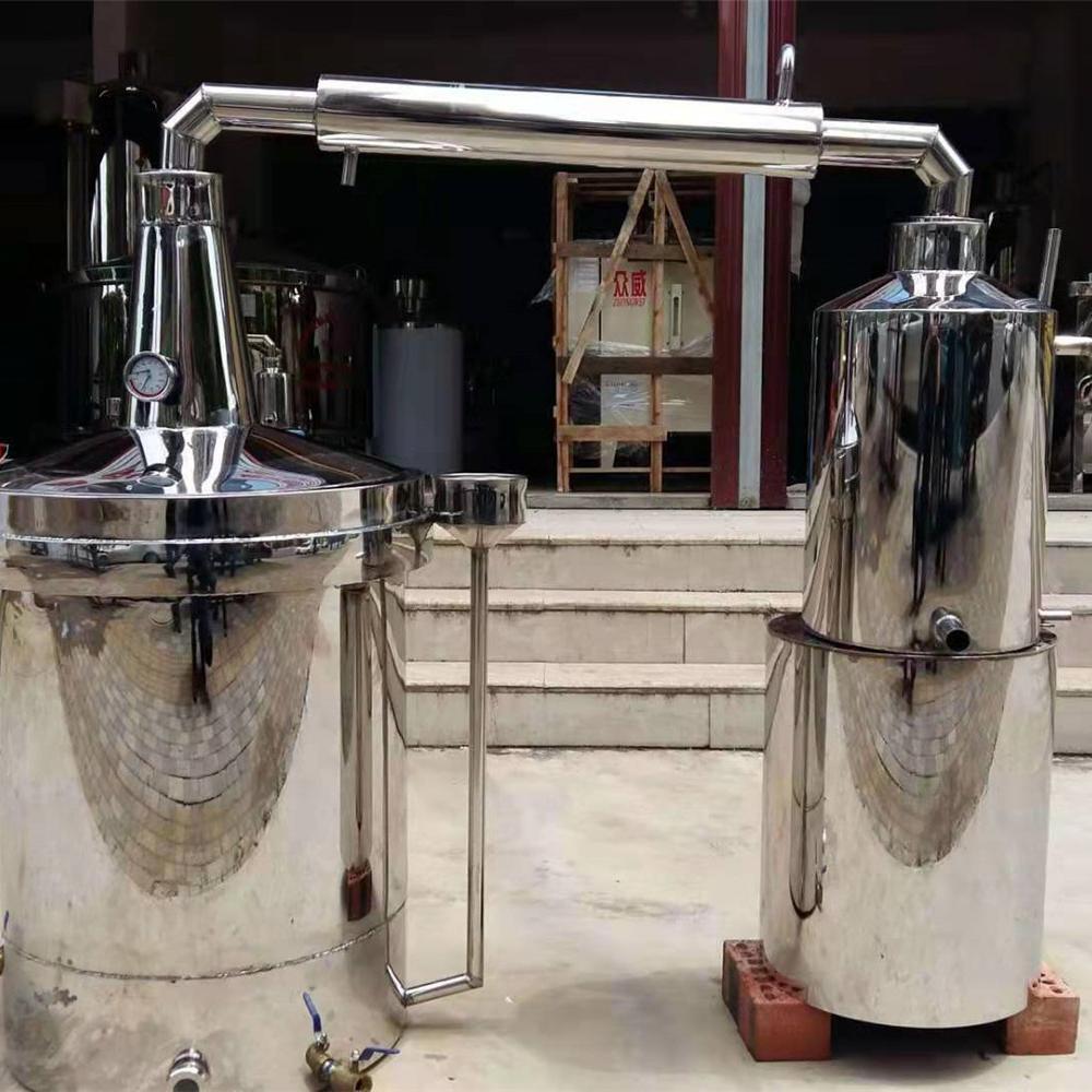 佛山酿酒设备报价 连州50B酿酒设备 酿酒机器 火龙粮食酿酒设备直销