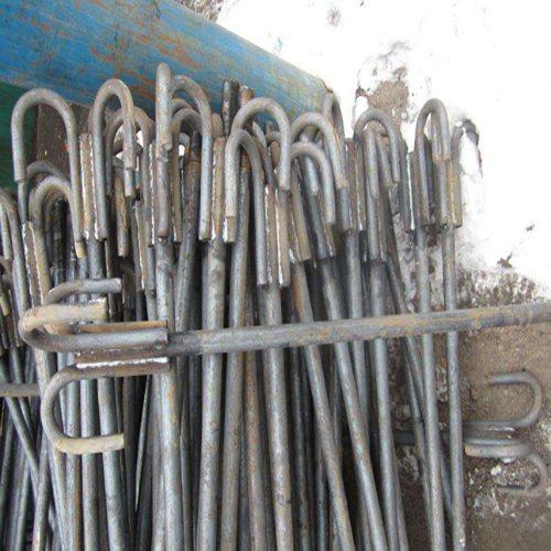 7字地脚锚栓定做 凯理金属制品 铁塔地脚锚栓加工