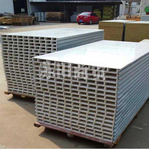 彩钢玻镁复合板生产厂 苏田商贸 聊城玻镁复合板