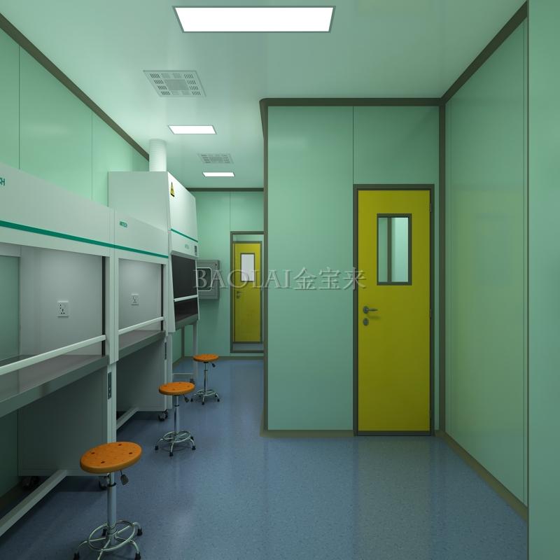 设计实验室装修要求 实验室建设 洁净间装修价格