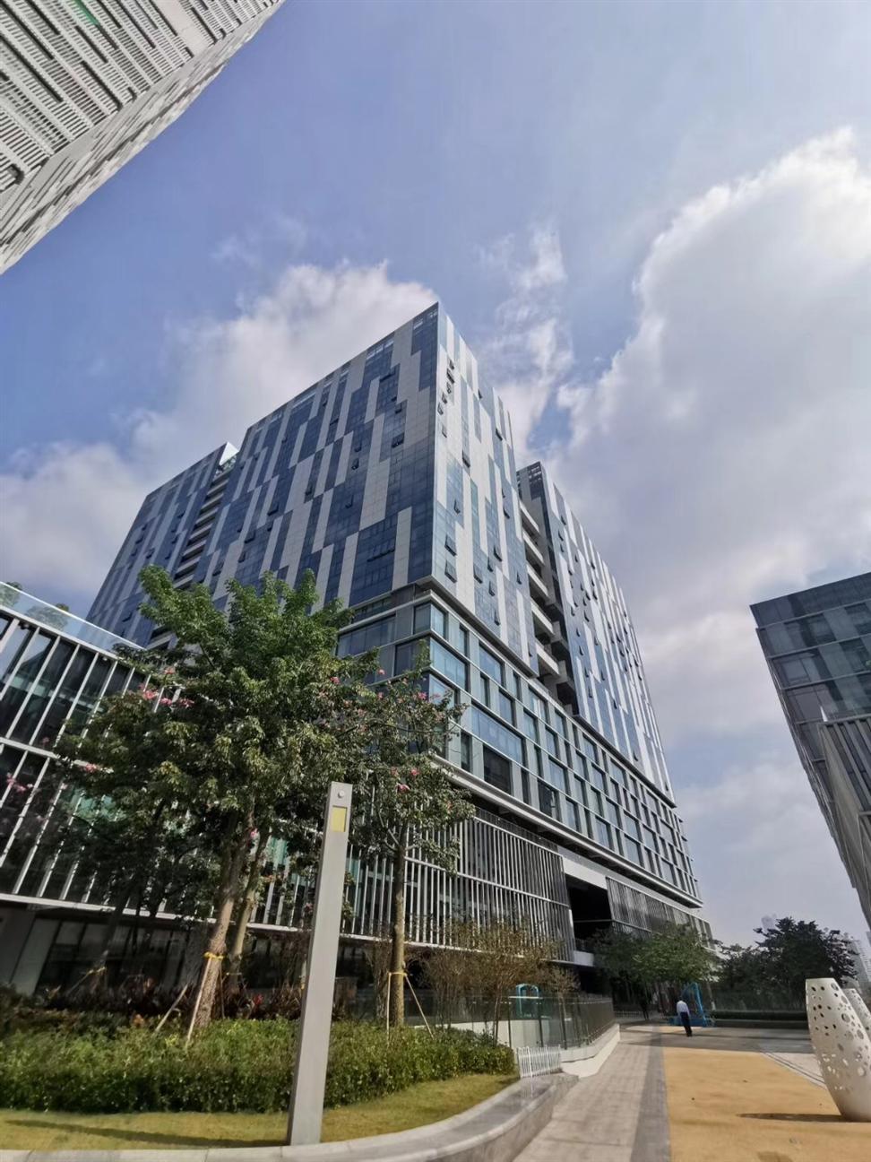 高新园深圳湾科技生态园办公招商 面积大小都有