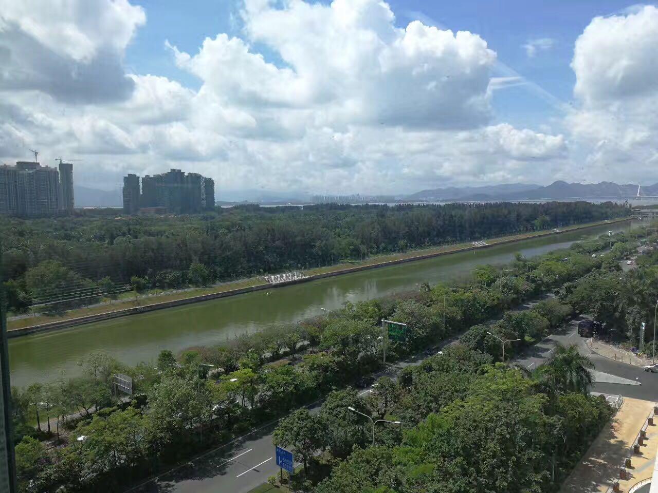 深圳湾科技生态园办公招商 面积大小都有