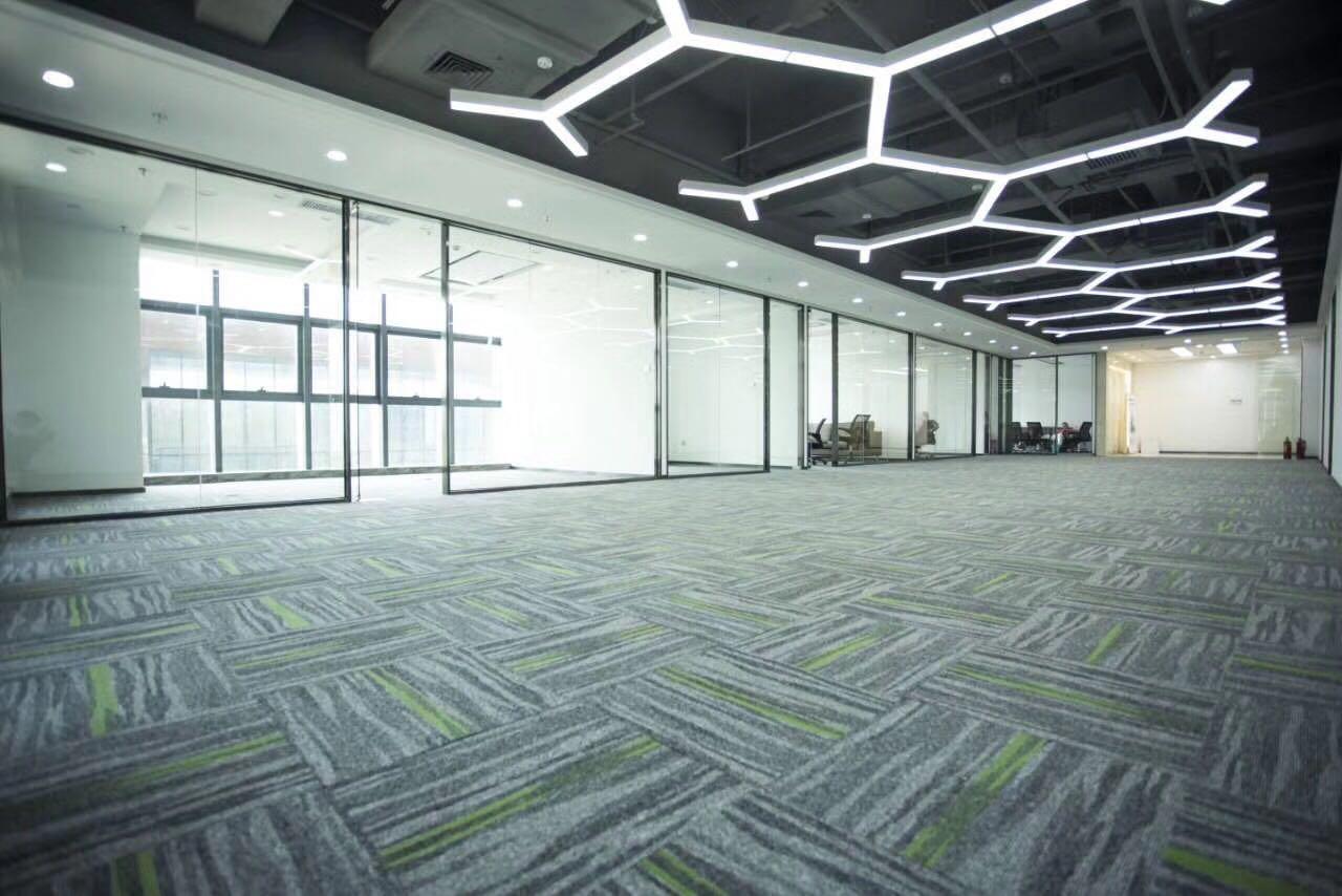 地铁口深圳湾科技生态园办公室出租 面积大小都有