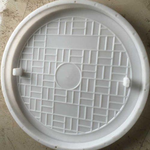 水泥井篦子模具 圆形井篦子模具 塑料井篦子模具 乐丰模具