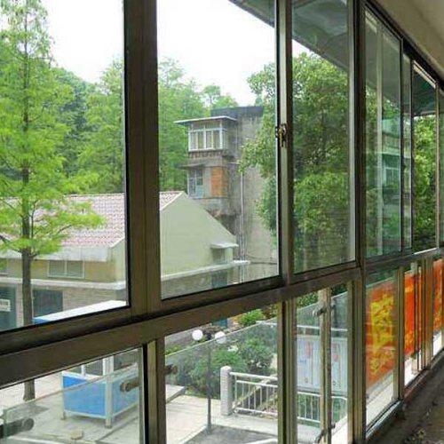 断桥铝合金门窗哪家好 三朵云门窗 150系列断桥铝合金门窗安装