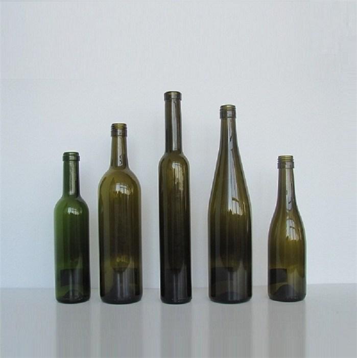 352高度果酒瓶现货 35公分高度果酒瓶 金诚 33公分高度果酒瓶定制