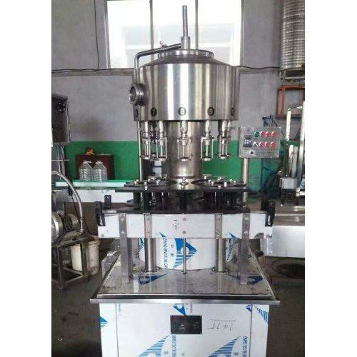 白酒装瓶机流水线 全自动白酒装瓶机生产线 青州九州灌装