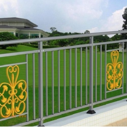 护栏优惠 不锈钢护栏 晶久 铝艺护栏优惠