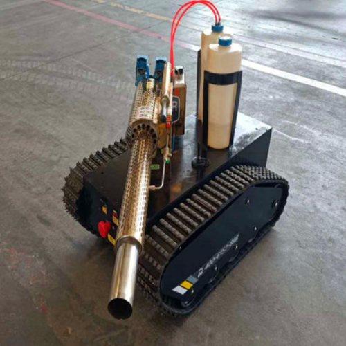 喷药机器人 山东鸿威机械 植保机械 弥雾版喷药机器人 FZ-80