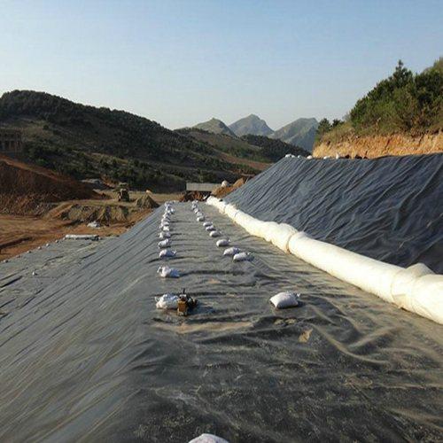 尾矿防渗膜垃圾覆盖HDPE膜优质优价 长兴土工膜