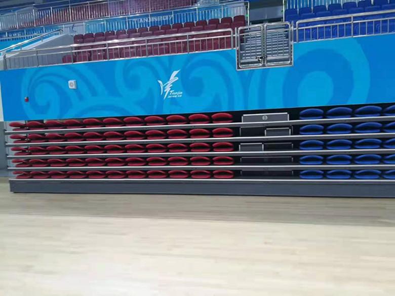 郴州体育馆木地板型号 体育馆运动木地板 高效节能