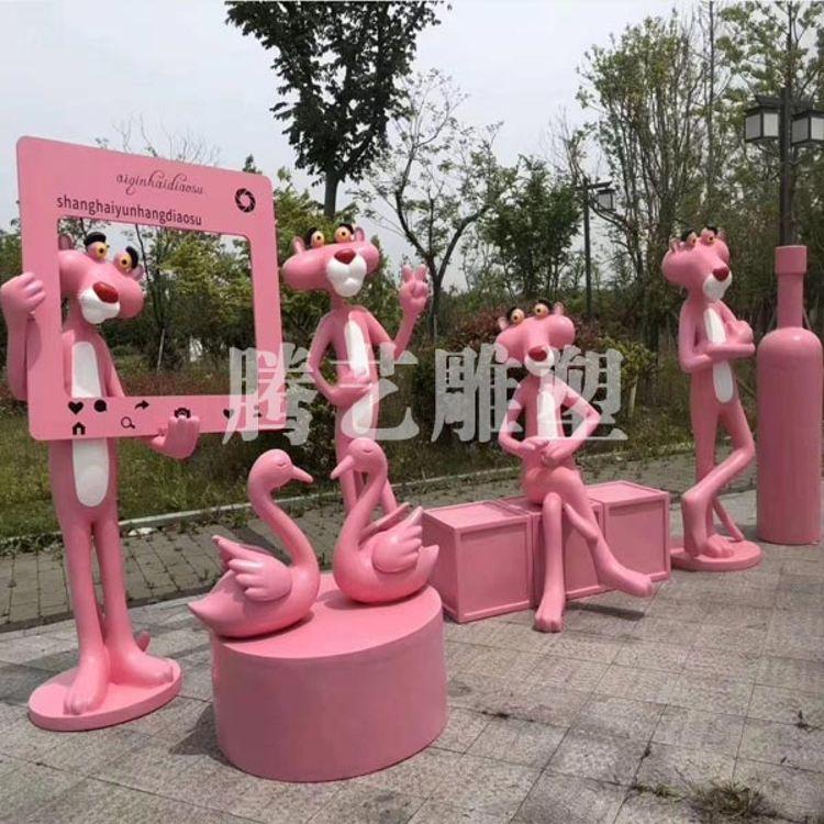 校园玻璃钢雕塑 腾艺雕塑 潍坊玻璃钢雕塑 城市玻璃钢雕塑加工
