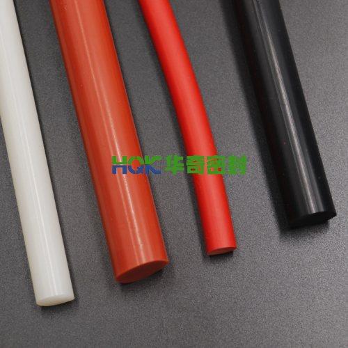 防静电硅胶条 发泡硅胶条定做 华奇密封件厂家 发泡硅胶条厂家