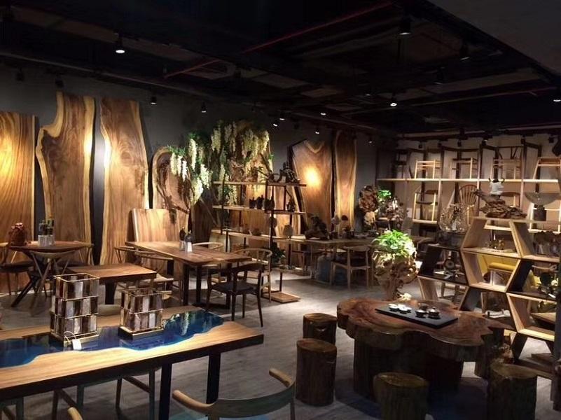 茶空间的摆弄、设计、装饰,不能离开茶的本身。