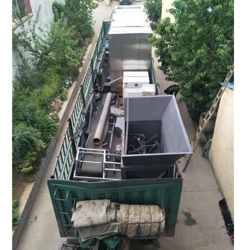 小型自动猪粪处理设备生产 菲斯特 全自动猪粪处理设备生产