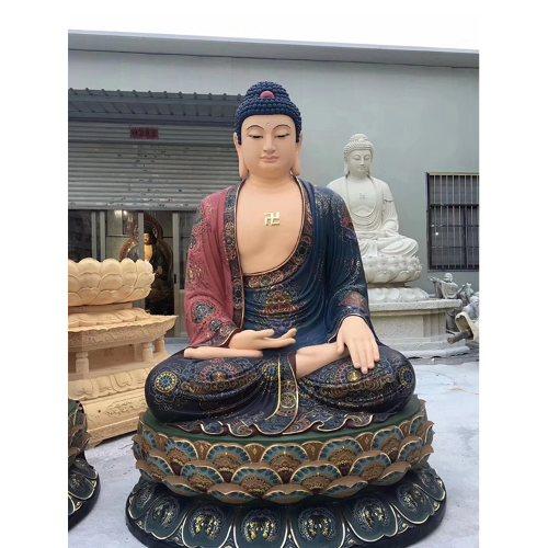 大型如来铜佛像加工厂 现货如来铜佛像雕塑厂 志峰雕塑