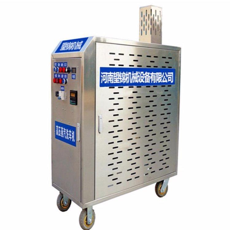 燃气蒸汽洗车机高压蒸汽洗车机