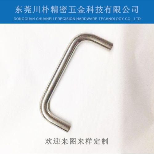 机箱机柜不锈钢把手 川朴精密五金 U型不锈钢把手加工定制