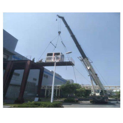 8吨汽车起重机租赁报价 永志吊装 70吨汽车起重机租赁费用