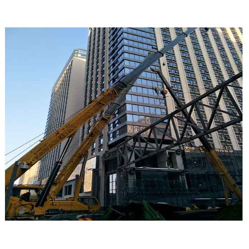 70吨汽车起重机出租费用 70吨汽车起重机出租 永志吊装