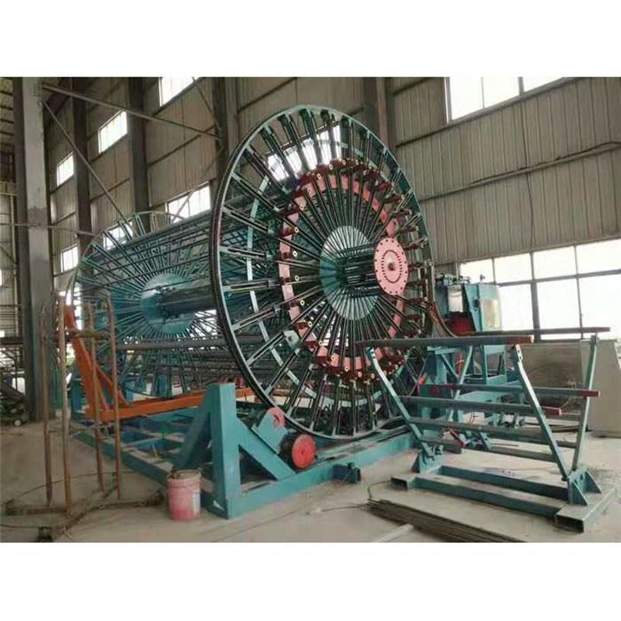 水泥制管设备供应商 离心式水泥制管设备图片 中益机械