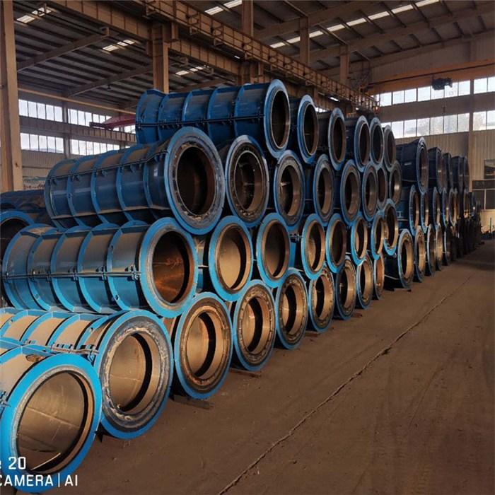 悬辊式水泥管机供应商 中益机械 小型水泥管机报价