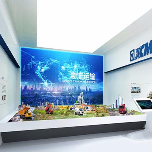 环保企业文化展厅设计公司 食品企业文化展厅设计方案 笔中展览