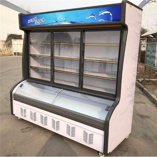 酒店专用冰箱展示柜 鑫圣泰 酒店专用冰箱展示柜图片