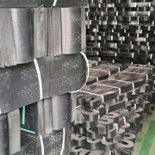 植草护坡土工格室固定方法 山东宏川 20cm高土工格室工厂直销