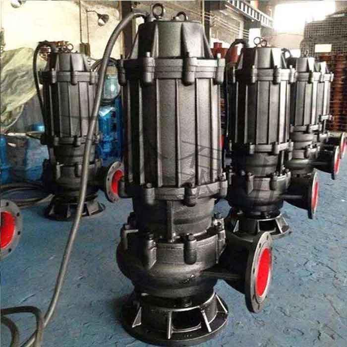 电厂潜污泵型号 潜污泵规格 化粪池潜污泵 千众泵业