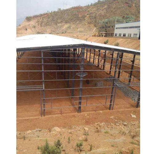 大跨度钢结构厂房搭建 双正活动房 大跨度钢结构厂房设计