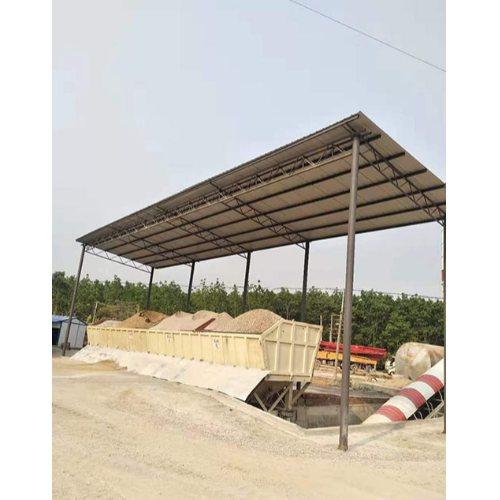 新型镀锌轻钢大棚设计 新型镀锌轻钢大棚厂商 双正活动房