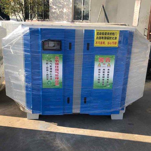 光氧催化活性炭设备 喷漆光氧催化活性炭设备出售 宏日机械
