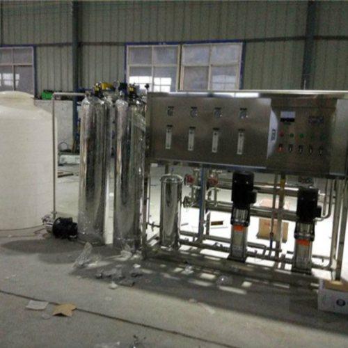 小型水处理设备厂 超纯水处理设备报价 华润沁园